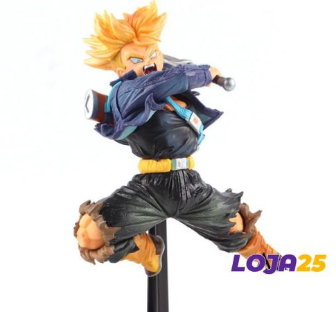 Boneco do Trunks Dragon Ball Z