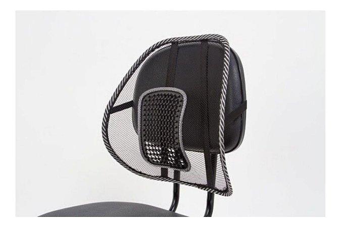 Encosto Corretor Lombar Ortopedico Carro Cadeira
