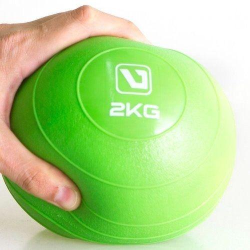 Bola Peso Musculação Yoga 2 Kg Live Up