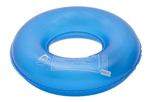 Almofada Anti Escaras Agua Redonda C/ Orifício Ag Plasticos