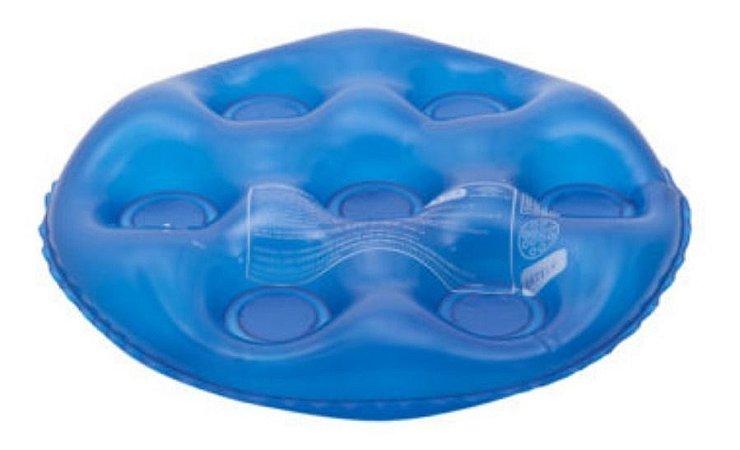 Almofada Inflável Redonda Caixa De Ovo Ag Plasticos