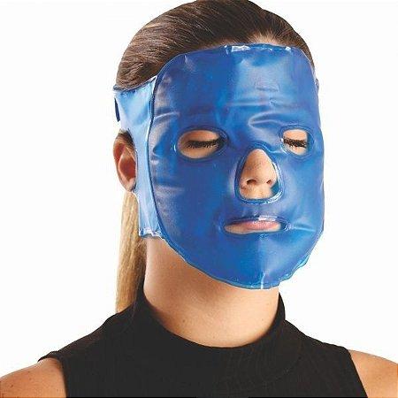 Máscara Facial Térmica Quente Fria Não Congela Ortho Pauher