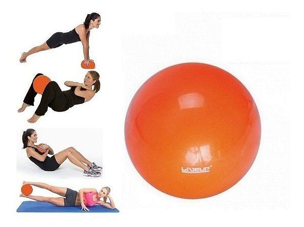 Bola Exercicios Overball Joelhos 25cm Live Up