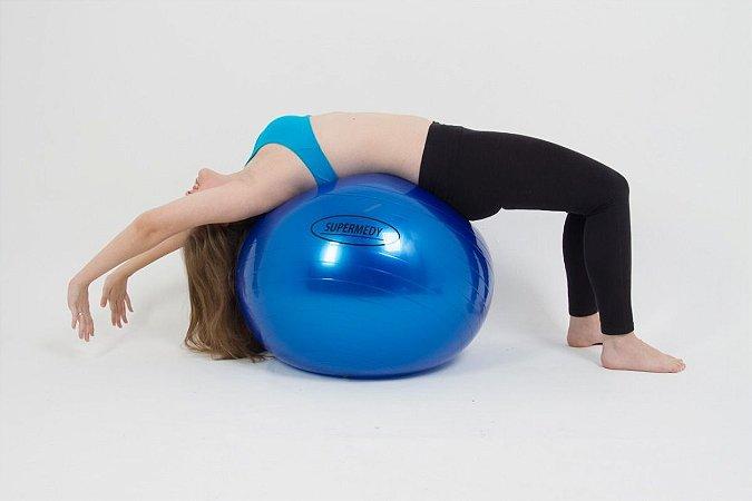 Bola Suiça 65cm Ginastica Yoga Pilates Supermedy