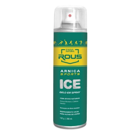 ARNICA SPORTS ICE - D Agua Natural
