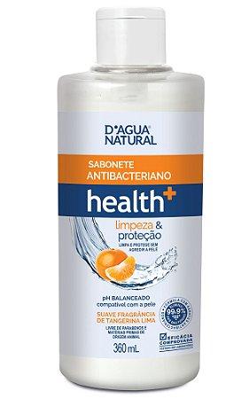 SABONETE ANTIBACTERIANO ELIMINA 99.99% LIMPA E PROTEGE 360ml