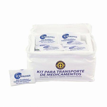 Kit Para Transporte De Medicamentos
