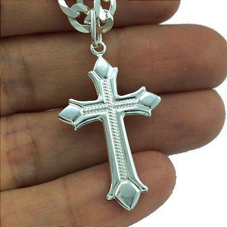 pingente cruz exclusivo 2507 - 3,80cm x 2cm