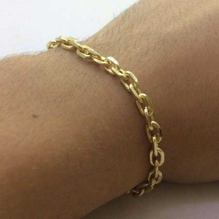 d854169d280 Pulseira Cartier banhada a ouro 18k - Amatti Joias
