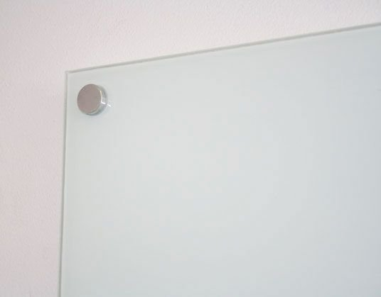 Quadro Branco de Vidro Temperado 5mm