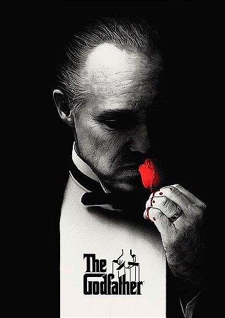 Quadro Decorativo Dom Corleone - FS0001