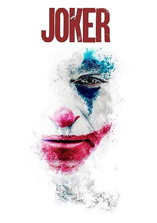 Quadro Decorativo Joker - DC0004