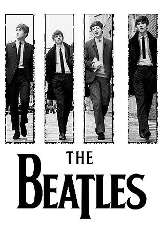 Quadro Decorativo Beatles 65' - MS0002