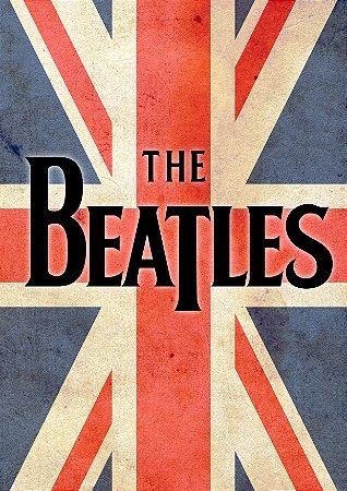 Quadro Decorativo Ingland Beatles - MS0005