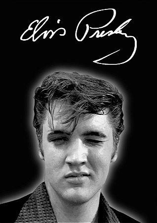 Quadro Decorativo Elvis - MS0007