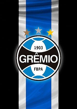 Quadro Decorativo Grêmio - ES0006