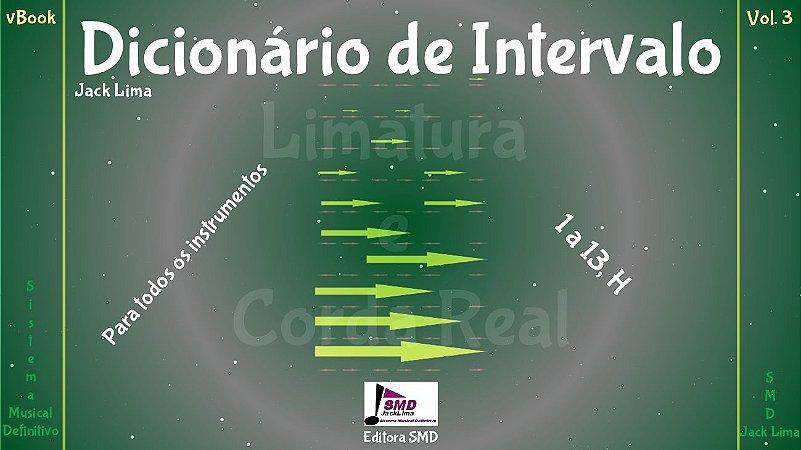 Dicionário de Intervalo Vol. 3