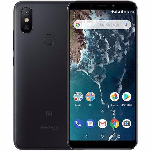Smartphone Xiaomi Mi A2 Dual Tela 5.99 Android 8.1 Câmera Dual Wi-Fi