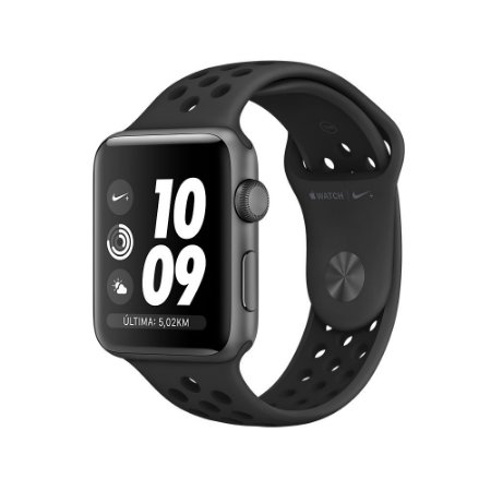 Relógio Apple Watch Nike + GPS 42mm
