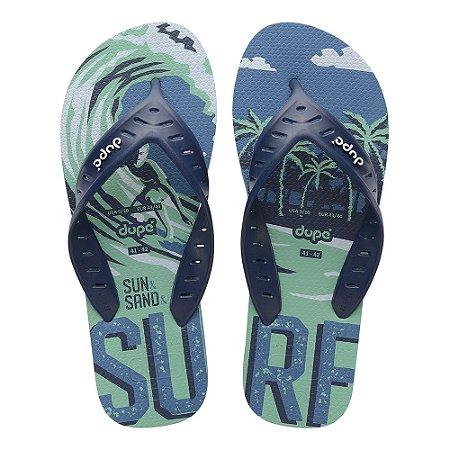 Dupé Surf Pro Azul Aço