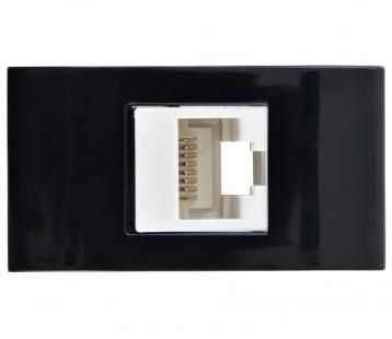 Módulo de Rede RJ45 (Informática) com Conector Pezzi