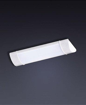Luminária Startec Flat LED 10W 6500K (Luz Branca) 30CM