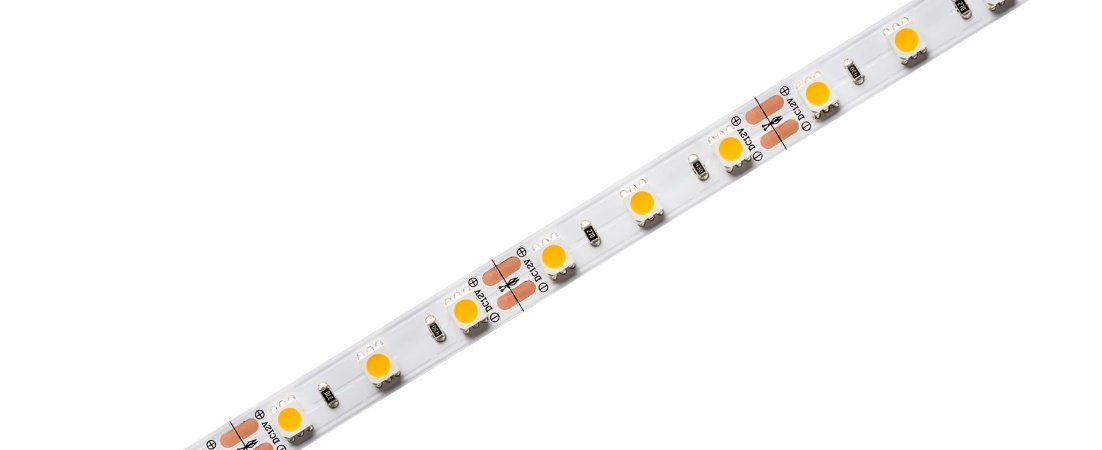 Fita de LED Stella IP20 10W 5M 12V 2700K (Luz Quente)