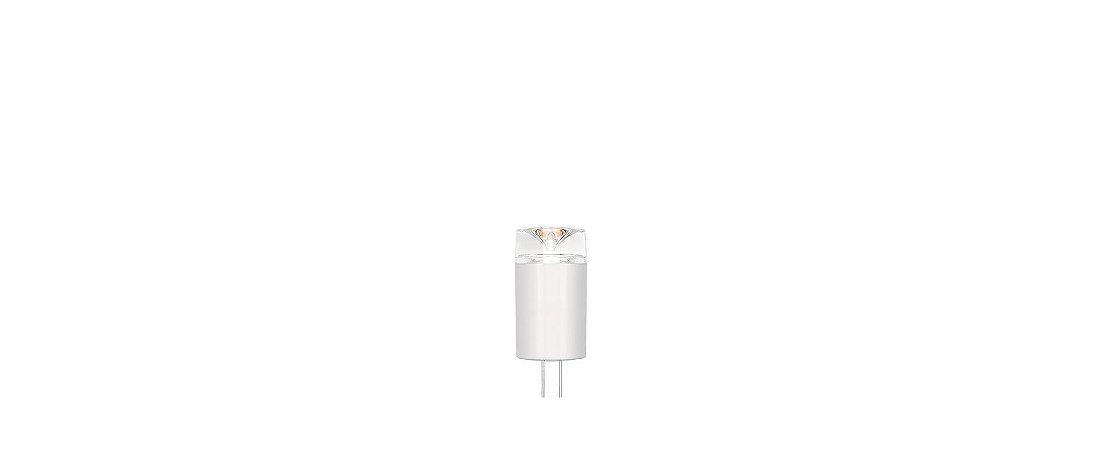 Lâmpada G4 LED Stella 12V 2W 2700K (Luz Quente)