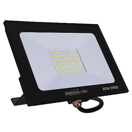 Projetor de LED Startec 20W 6500K (Luz Fria)