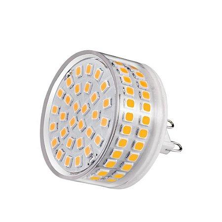 Lâmpada G9 LED MBLED 8W 2200K (Luz Quente)