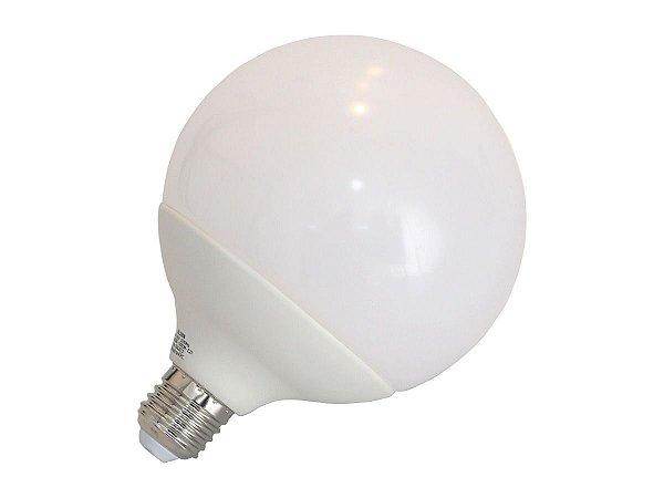 Lâmpada Balloon G120 12W 6000K (Luz Fria)