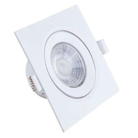 Spot LED Startec 5W 6500K (Luz Fria)