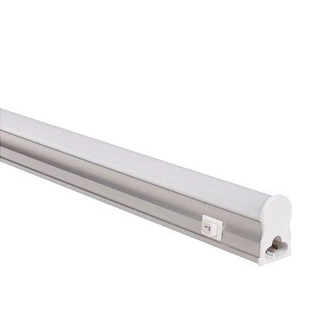 Luminária LED T5 de Sobrepor MBLED 9W 6500K (Luz Fria)