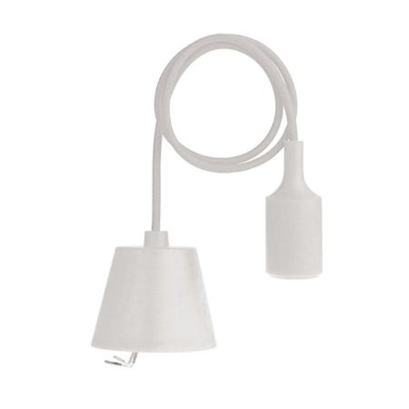 Pendente Silicone MBLED Branco