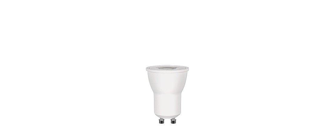 Lâmpada Mini Dicróica LED Stella 3W 3000K (Luz Quente)
