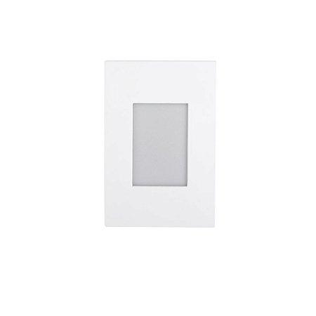 Balizador de Embutir LED Lumo Nordecor 2W 3000K (Luz Quente)