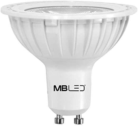 Lâmpada AR70 LED MBLED 7W 3000K (Luz Quente)