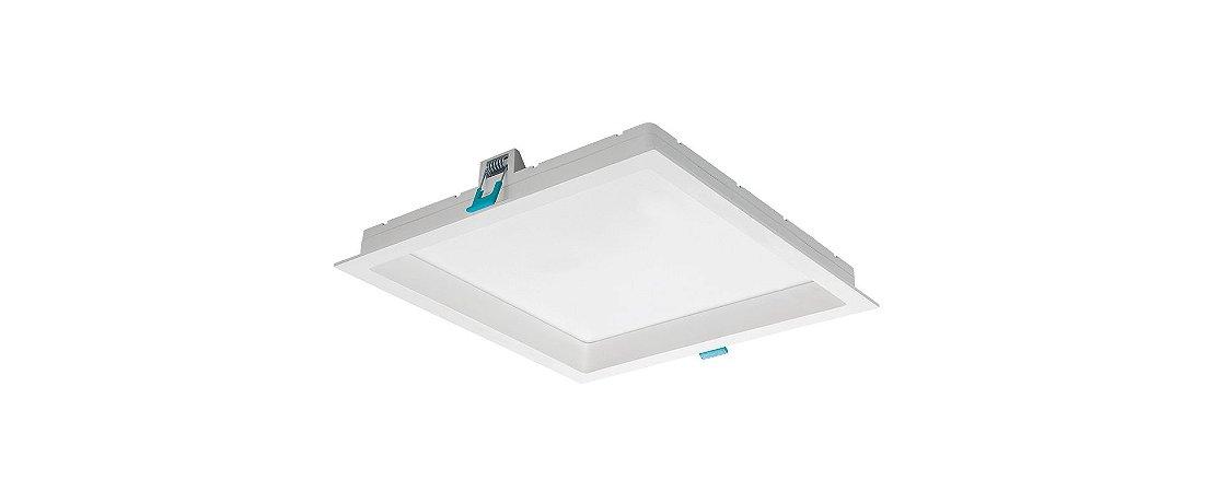 Placa LED de Embutir Recuada Stella 24W