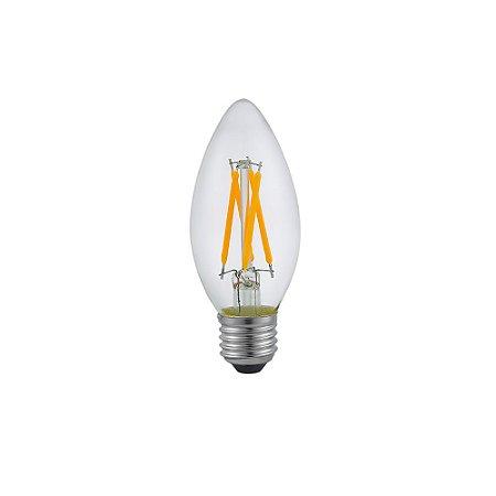 Lâmpada LED Vela C35 Nordecor 4w 2.400K E27 Bivolt