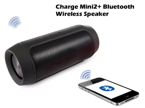 Caixa De Som Bluetooth Charge Mini Replica