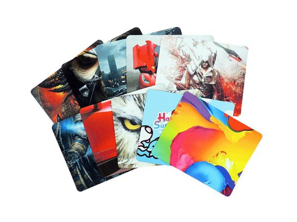 Mouse Pad 180X220X2Mm Exbom Mp-2218A