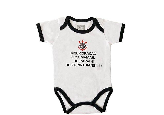 BODY REVEDOR CORINTHIANS MEU CORAÇÃO