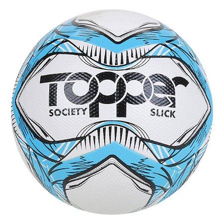 BOLA SOCIETY TOPPER SLICK AZUL