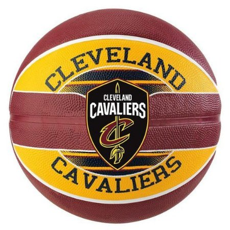 BOLA SPALDING BASQUETE NBA SIZE7 - Cleveland