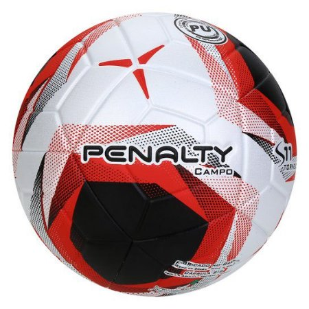 BOLA PENALTY CAMPO S11 TORNEIO BCO/VRM