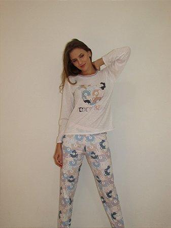 12.708 - Pijama longo TED