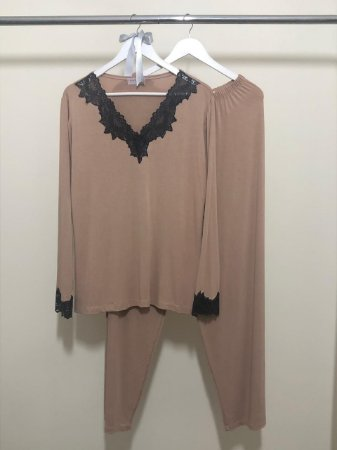 12.603 - Pijama longo Lady
