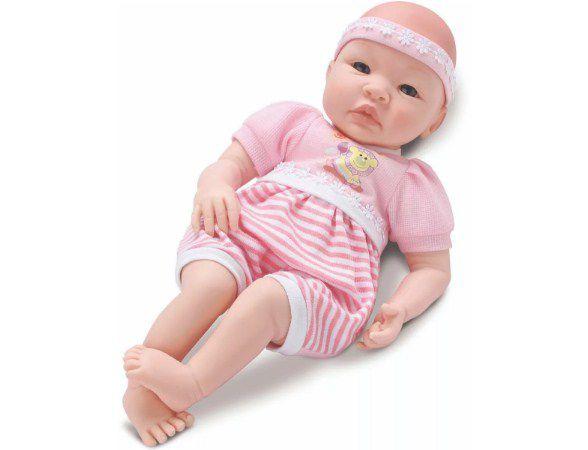 Boneca Reborn Bebê Tatá