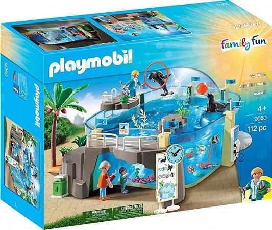 Playmobil - Aquário - 9060 - Sunny