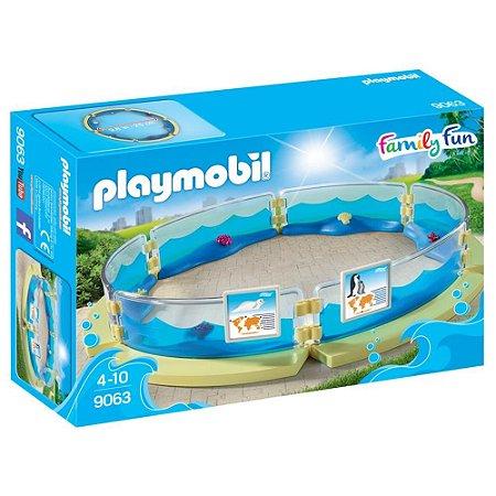Playmobil Sunny Family Fun - Cercado Para Aquário